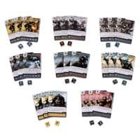 Space Wolves - Sons of Russ Team Pack: Warhammer 40K Dice Masters
